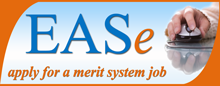 EASe: Apply for a merit system job