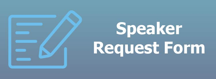 Speaker Request Form Link